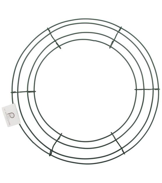 Panacea Products Box Wire Wreath Frame-12 in, , hi-res