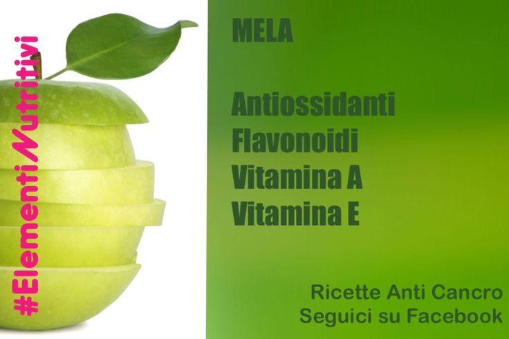 I principi nutritivi della mela che fanno bene alla salute