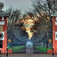 Invercargill - Feldwick gates at Queens Park