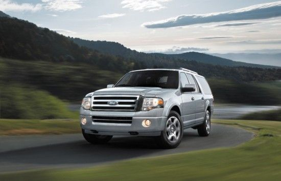 2015 Ford Expedition EL Limited Pictures