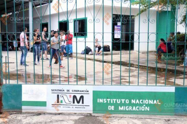 Instituto Nacional de Migración en México ha entregado salvoconductos a 900 cubanos