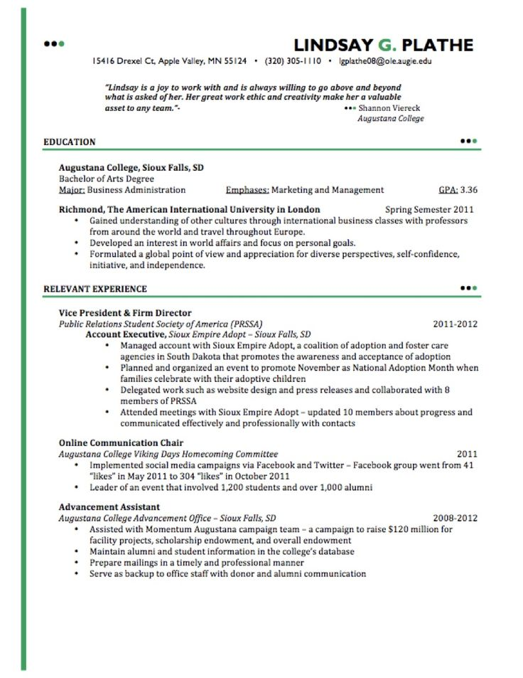 Cosmetology Resume Examples  Template