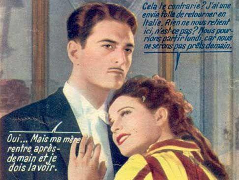 - Passions et Partage .::. Le roman-photo sentimental
