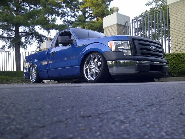 72 best lowered rcsb f150s images on pinterest ford trucks 2010 standard cab bagged by ground up kustoms build pics forums sciox Image collections