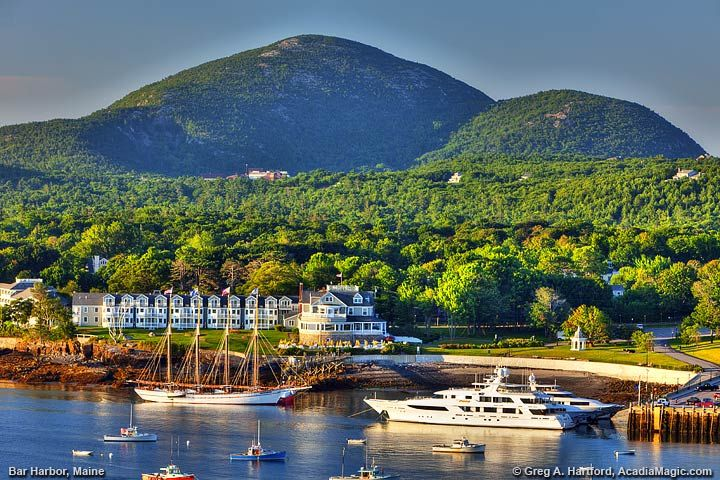 Acadia and Bar Harbor information