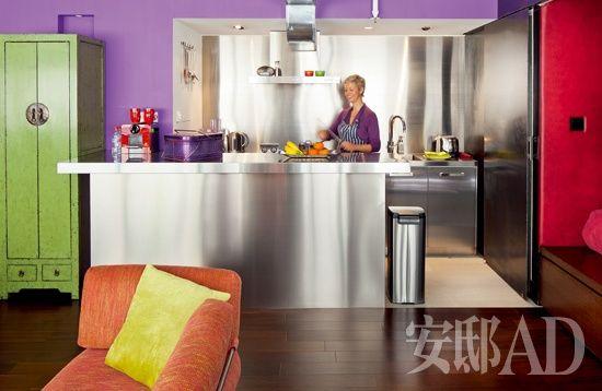 De muebles chinos y cocinas