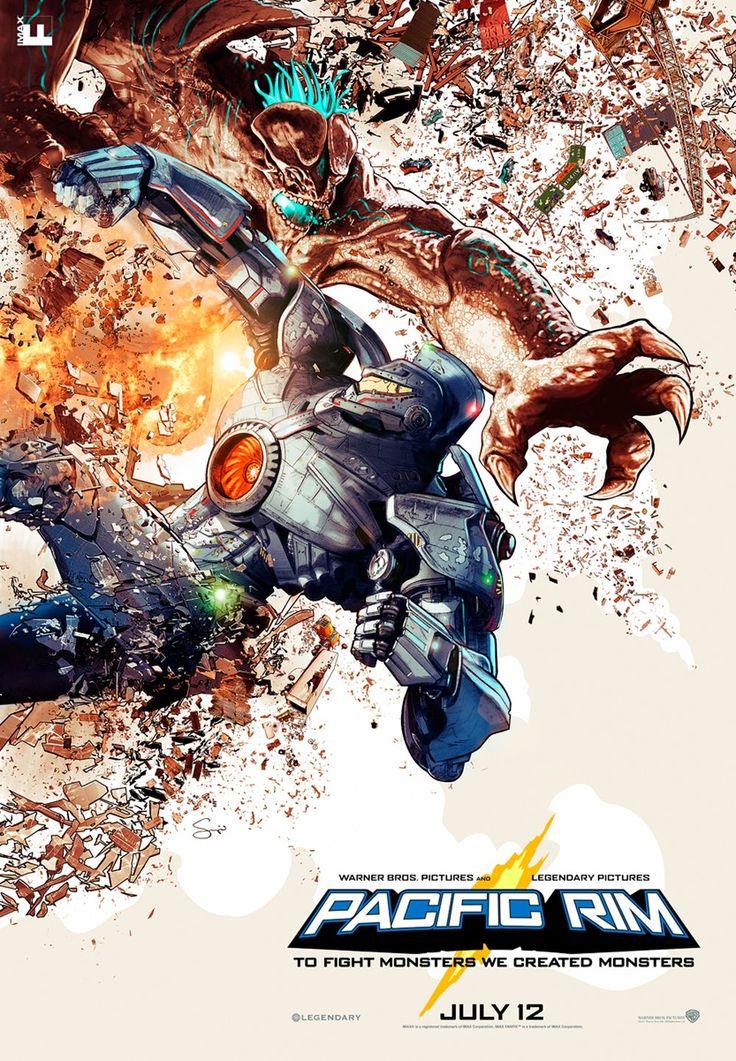 Pacific Rim | Poster IMAX