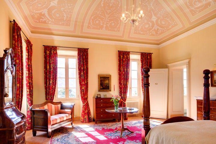 Suite Bellini - Villa Passalacqua   Moltrasio #lakecomoville