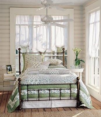 Calm serene cottage bedroom bedrooms pinterest for Calm and serene bedroom ideas