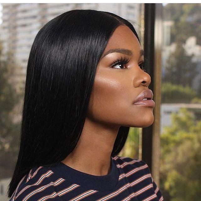 Astounding 1000 Ideas About Teyana Taylor On Pinterest Christina Milian Short Hairstyles For Black Women Fulllsitofus