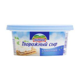 Плавленый сыр Творожный сыр Hochland - обзор и рейтинг