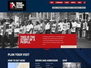Screen Shot - National Civil Rights Museum