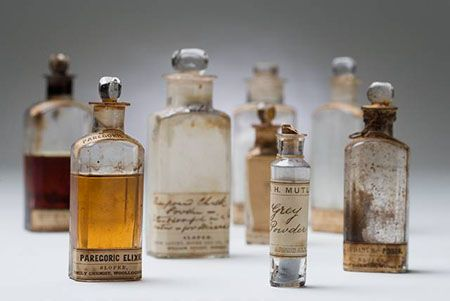 A nice little summary of medicine in the 19thC