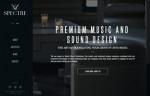 Brand New Responsive Website for Spectre Agency, expert in Retail Music Marketing.