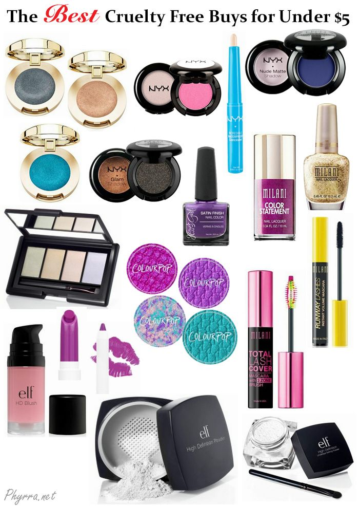 Best Cruelty Free Makeup For $5 or Less! Phyrra Beauty for the Bold. Includes Silk Naturals Eyeshadows, Darling Girl Petite Eyeshadows, Colour Pop Eyeshadows, BFTE&Glamour Doll Sample Shadow Jars, Fyrinnae Eyeshadow Mini Jars, NYX Matte Nude Eyeshadow Singles, Jesse's Girl and much more!