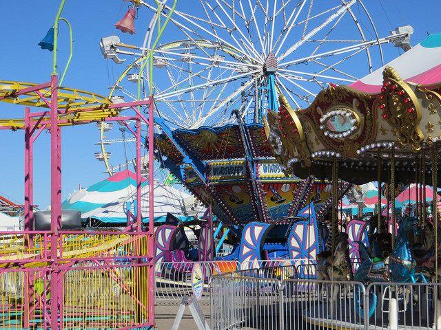 Eastern Idaho State Fair in Blackfoot, 2014