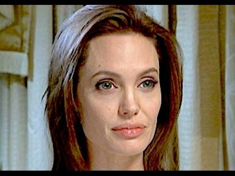 Made up story by Angelina Jolie of the Illuminati so you ...