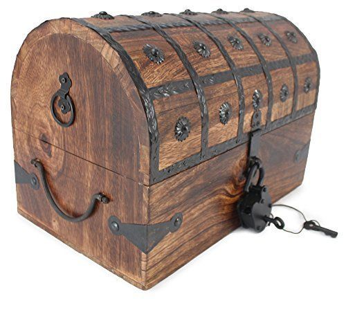 how to draw a pirate chest