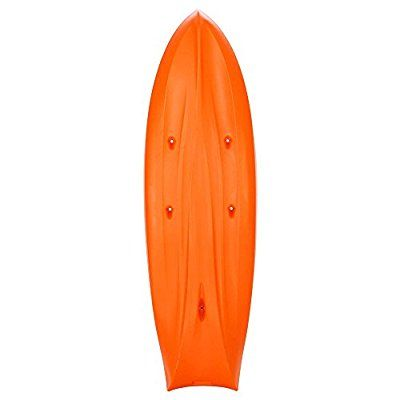 "Lifetime Kokanee Sit-On-Top Kayak, Orange, 10'6"" - http://kayakmall.com/lifetime-kokanee-sit-on-top-kayak-orange-106/"