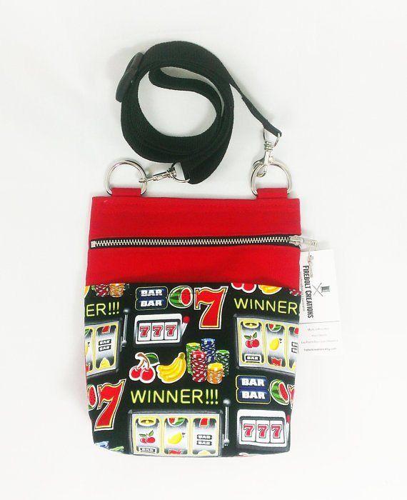 Feelin Lucky? Casino Crossbody Purse  Back in stock! http://ift.tt/1LMhqo9 #love #vegas #poker #casino #lasvegas #accessory #etsy #cards  #gambling #travel #fireboltcreations #nevada #purse #december #macau #design  #handbag #handmade #shopping #gift #giftideas #reno #tuesday #bingo #handcrafted #vacation #texasholdem #christmas #lasvegasstrip #red