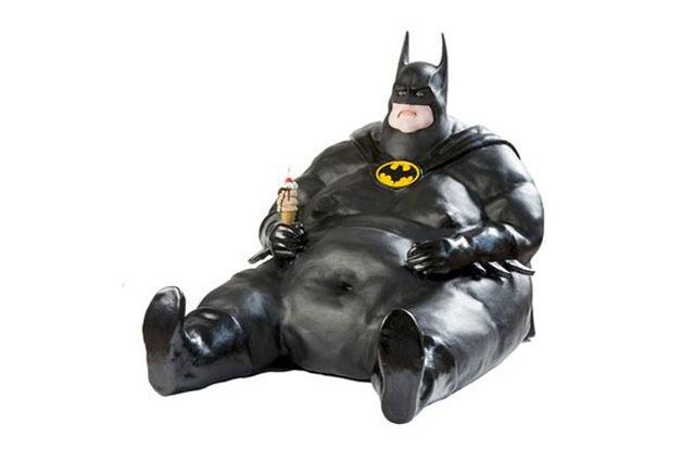 Batman Wedding Cake Topper - Wedding Photography
