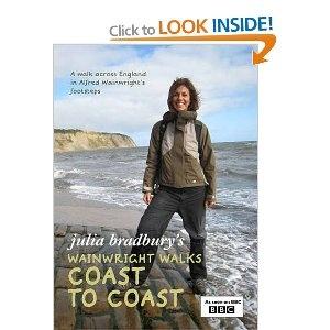 Julia Bradbury's Wainwright Walks: Coast to Coast: Amazon.co.uk: Julia Bradbury: Books