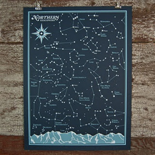This print would be great for the rocket ship themed room!
