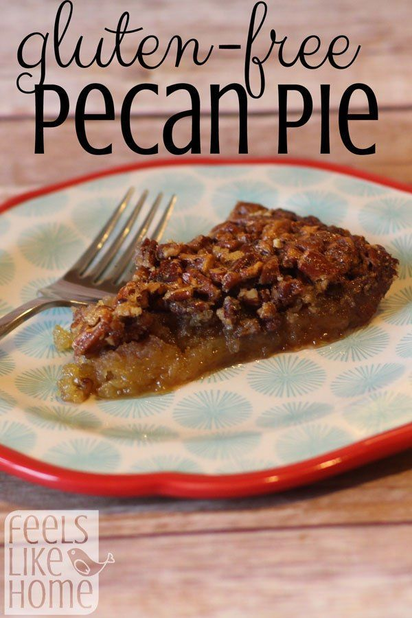How To Make The Best Gluten Free Pecan