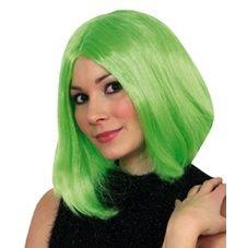 Peruk Celebrity Grön