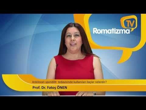 Ankilozan spondilit tedavisinde kullanılan ilaçlar nelerdir? - YouTube