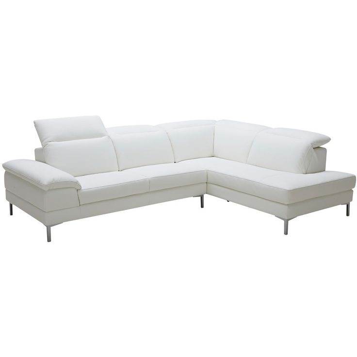 The Benefits Of Having A White Leather Sectional: 25+ Best Ideas About White Sectional On Pinterest