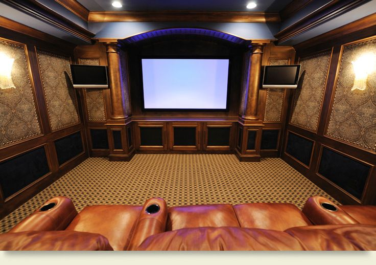 A Dedicated Home Theater Room Vs Media Furniture