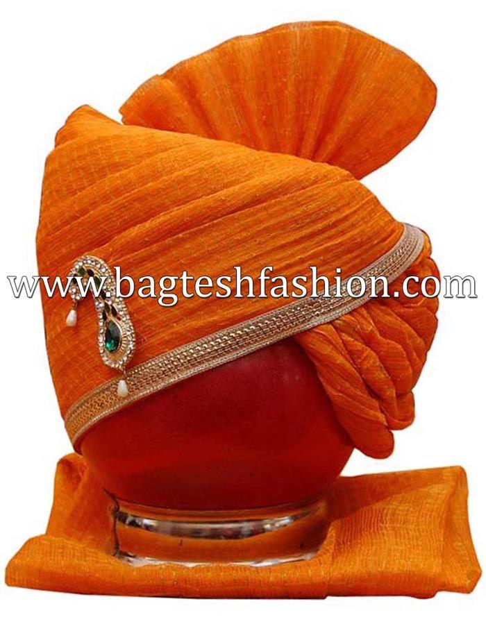 Groom #Wedding #Jodhpuri #Turban http://www.bagteshfashion.com/accessories/wedding-turban