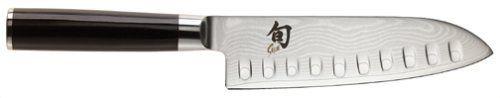 Shun DM0718 Classic 7-Inch Santoku Hollow Ground Knife by Shun, http://www.amazon.com/dp/B0000Y7KPO/ref=cm_sw_r_pi_dp_sJ5tqb04EK8XD