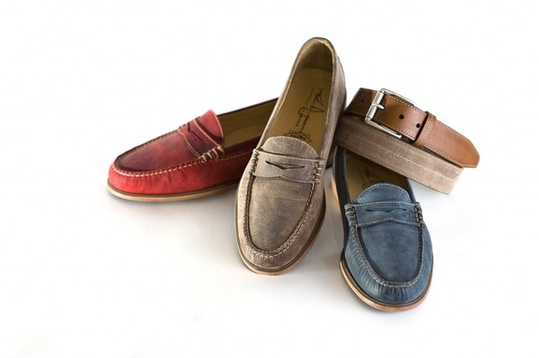 Martin Dingman  Leather Goods for Life -- Mens Style -- Shoes, Luggage, Belts, and more -- Apparel -- Summer Style setthetrotline.co...