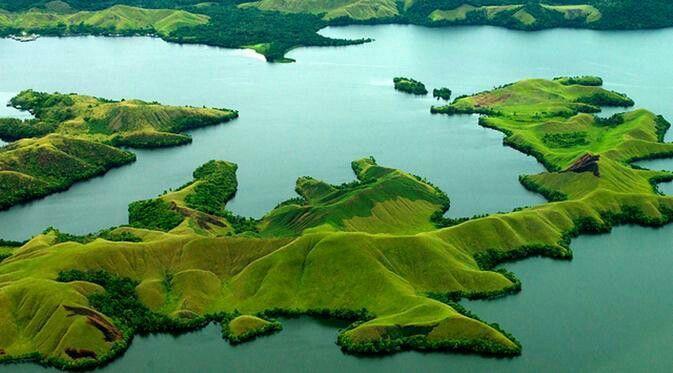 Sentani lake - Jayapura - Papua - Indonesia