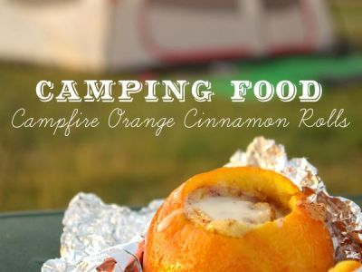 20 Easy and Delicious Camping Recipes...has camping food planning checklist!