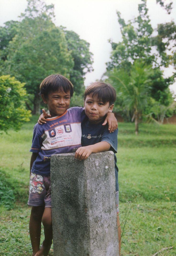 Khrisna and Satya