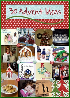 Good ideas for advent calendar and an excellent blog!