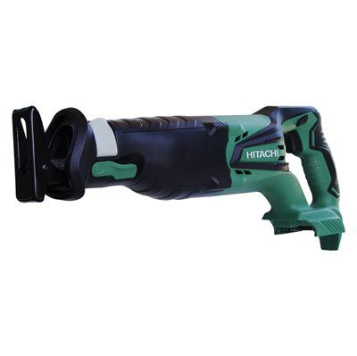 Hitachi CR18DGLP4 18-Volt Lithium-Ion Variable Speed Cordless Reciprocating Saw (Tool Only)