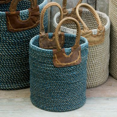 hate the stitches and the part the handles are attached with to the basket, but I like the idea