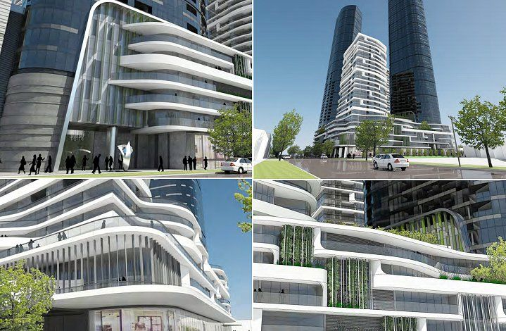 COPP's take on Fishermans Bend's tallest proposal