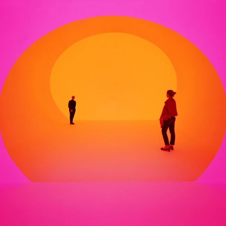 THIS IS AWESOME !! James Turrell Brings New Glow to Las Vegas