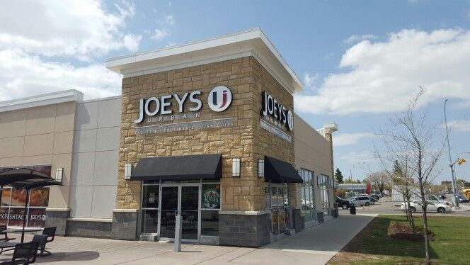 Joey's Urban on 17th avenue in Calgary