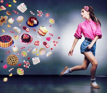 Sockret förstör hjärnans förmåga att uppskatta hur mycket kalorier vi satt i oss!
