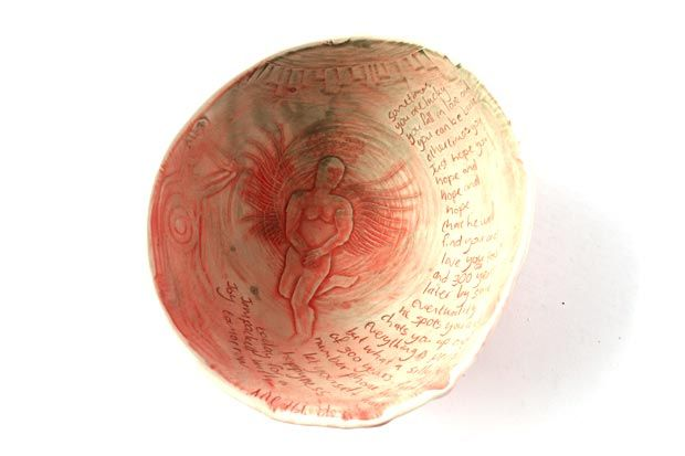 John Bauer, Porcelain Artist
