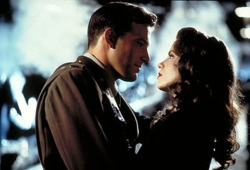 Rafe McCawley and Evelyn Johnson from Pearl Harbor <3