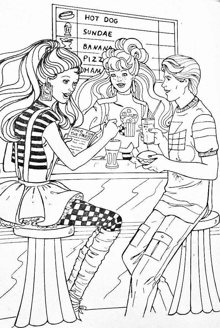 Pin By Tsvetelina On Barbie Coloring Barbie Coloring Pages Barbie Coloring Fairy Coloring Pages