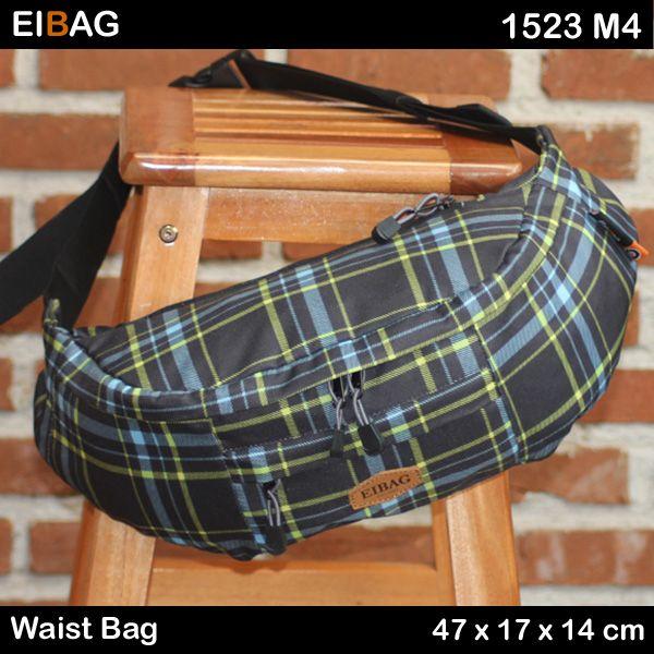 Jual waist bag murah distro Bandung keren kode EIBAG 1523 – M4. Ini adalah warna lainnya dari waist bag 1523 series. Dengan bahan luar menggunakan cordura motif. Bahan bagian dalamnya menggunakan lapis jenis torin tebal warna hitam. Terdiri dari 1 buah saku / kabin utama yang di dalamnya ada saku organizer untuk tempat hp / …