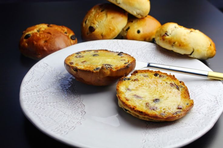 Toasted Teacakes - Brings back memories of England  - The Ilkey Moore's